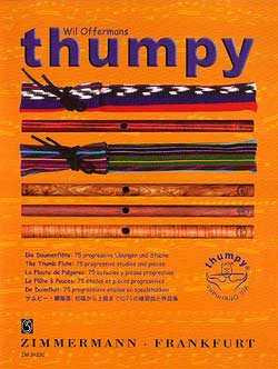 Thumpy Book